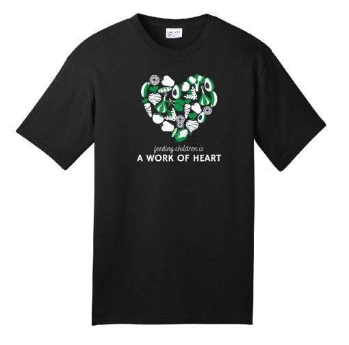 Black Heart Tshirt